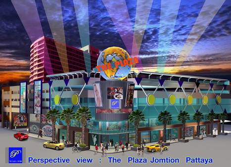 The Plaza Jomtion Pattaya